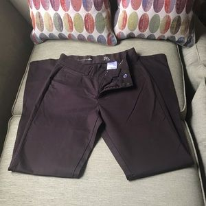 Docker's Women Khaki Goodness Inside Pants Sz 6